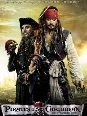 دزدان دریایی کارائیب 4