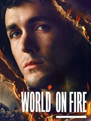 جهان در آتش