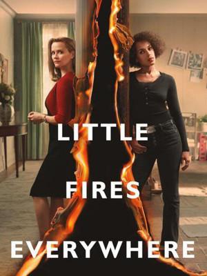 آتش های کوچک در همه جا