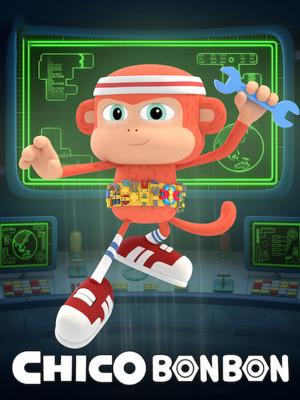 چیکو بون بون: میمونی با کمربند ابزار