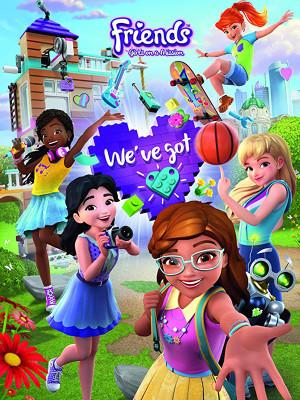 دوستان لگویی: دخترها در ماموریت
