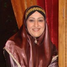 فاطمه هاشمی -