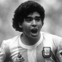 دیگو آرماندو مارادونا - Diego Armando Maradona