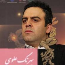 بهرنگ علوی - Behrang Alavi